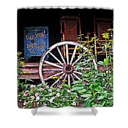 Cold Springs Safe Shower Curtain
