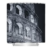 Colosseum Before Dawn Shower Curtain