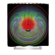 Collaboration Shower Curtain