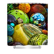Collapsed Universe Shower Curtain