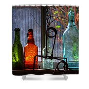 Collecting Memories Shower Curtain
