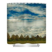 Collecting Thoughts Shower Curtain