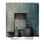 Collection Shower Curtain by Priska Wettstein