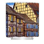 Colmar Alsace Shower Curtain