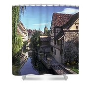 Colmar Cannel  Shower Curtain