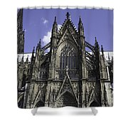 Cologne Cathedral 02 Shower Curtain