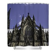 Cologne Cathedral 03 Shower Curtain