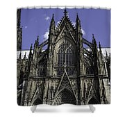 Cologne Cathedral 04 Shower Curtain