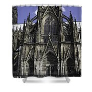 Cologne Cathedral 05 Shower Curtain