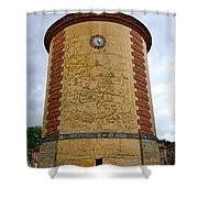 Colombier Shower Curtain