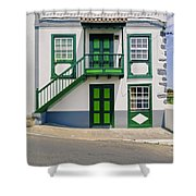 Colonial House Shower Curtain
