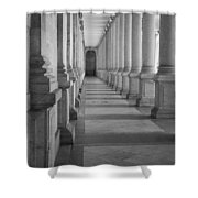 Colonnade Shower Curtain