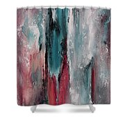 Color Harmony 06 Colored Version 03 Shower Curtain