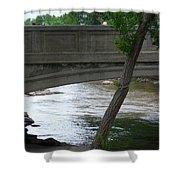 Colorado Bridge Shower Curtain
