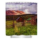 Colorado Dreamin' Shower Curtain