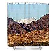 Colorado Mountain High Shower Curtain