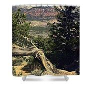 Colorado Plateau Shower Curtain