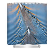 Colorado River Arizona Shower Curtain