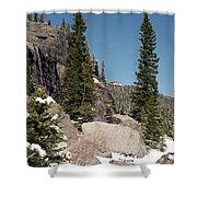 Colorado - Rocky Mountain National Park 01 Shower Curtain