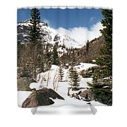 Colorado - Rocky Mountain National Park 02 Shower Curtain