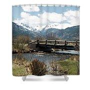 Colorado - Rocky Mountain National Park 03 Shower Curtain