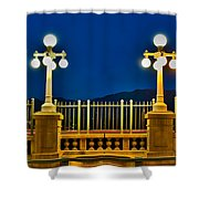 Colorado Street Bridge 3 Shower Curtain