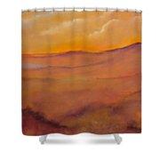 Colorado Vii Shower Curtain