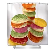 Sugar Cookies  Shower Curtain