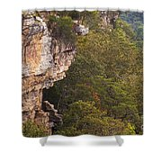 Colorful Overlook Shower Curtain