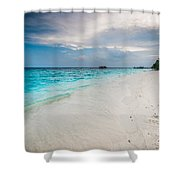 Colorful Paradise Shower Curtain