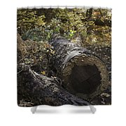 Colorful Resting Place Shower Curtain