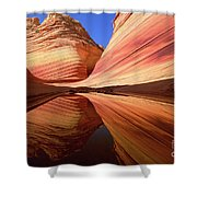 Colorful Sandstone Colorado Shower Curtain by Yva Momatiuk John Eastcott