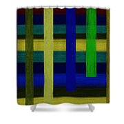 Colors I Shower Curtain