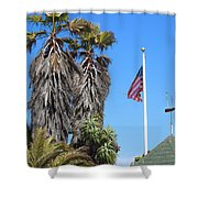 Colors Of California Shower Curtain