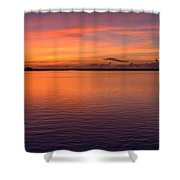 Colors Of Carolina Shower Curtain