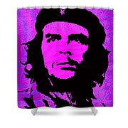 Colors Of Che No.1 Shower Curtain