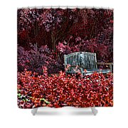 Colorspace Shower Curtain