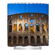 Colosseum  Shower Curtain by Mats Silvan