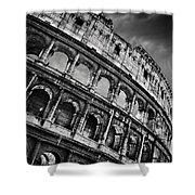 Colosseum Shower Curtain