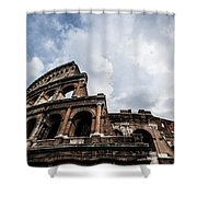 Colosseum  Rome, Italy Shower Curtain