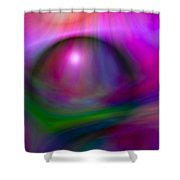 Colours Of Creation 2 Shower Curtain