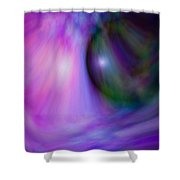 Colours Of Creation 4 Shower Curtain