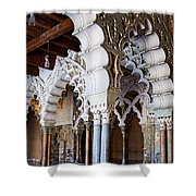 Columns And Arches No2 Shower Curtain