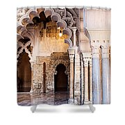 Columns And Arches No3 Shower Curtain