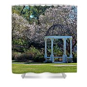 Come Into The Garden Shower Curtain