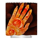 Comfort Color Version Shower Curtain
