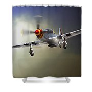 Comin' Home Shower Curtain