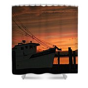 Coming Home... Shower Curtain