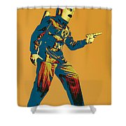 Commando Cody 1 Shower Curtain