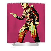 Commando Cody 4 Shower Curtain